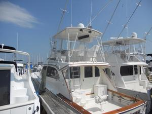 Used Post Sportfisherman Sports Fishing Boat For Sale