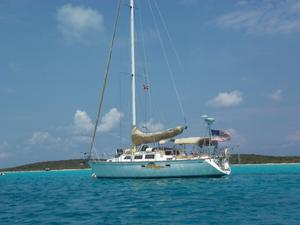 Used Cal Sail Cruiser Sailboat For Sale