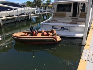 Used Carbon Craft 130 Tender High Performance Boat For Sale