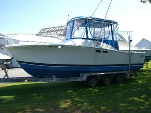 Used Luhrs 25 Open Sports Fishing Boat For Sale