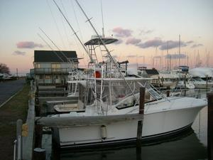 Used Luhrs 30 Open Sports Fishing Boat For Sale