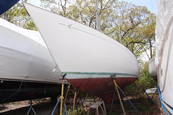 Used Seafarer 38 Ketch Cruiser Sailboat For Sale