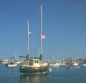Used Fisher 30 Ketch Cruiser Sailboat For Sale