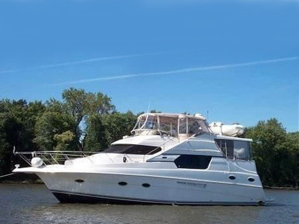 Used Silverton 453 Aft Cabin Motor Yacht For Sale