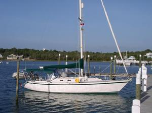 Used Canadian Sailcraft CS 36 Traditional Cruiser Sailboat For Sale