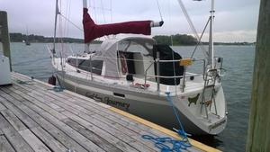 Used O'day 302 Cruiser Sailboat For Sale