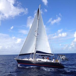 Used Hylas 51 Cutter Rig Sloop Cruiser Sailboat For Sale