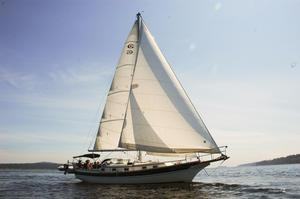 Used Gozzard 36 Cutter Cruiser Sailboat For Sale