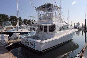 Used Luhrs 40 Convertible Motor Yacht For Sale