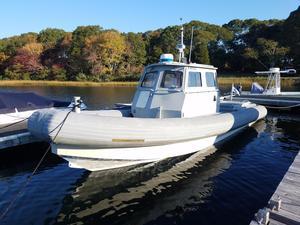 Used Zodiac Hurricane Long Range Interceptor High Performance Boat For Sale