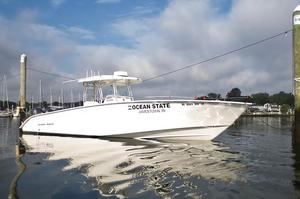 Used Cape Horn 36 Offshore Center Console Fishing Boat For Sale