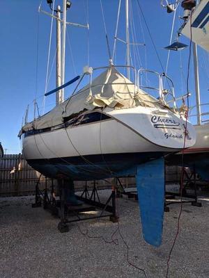 Used Irwin Citation 35 Cruiser Sailboat For Sale