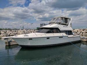 Used Carver Yachts Voyager 370 Cruiser Boat For Sale