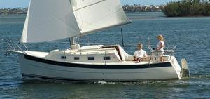 New Hake / Seaward 26RK Cruiser Sailboat For Sale