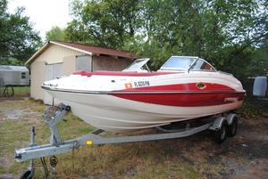 Used Bayliner 210 Deck Boat Bowrider Boat For Sale