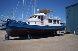 Used Trawler 52 Trawler Boat For Sale