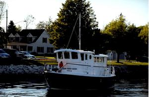Used Trawler Custom Trawler Boat For Sale