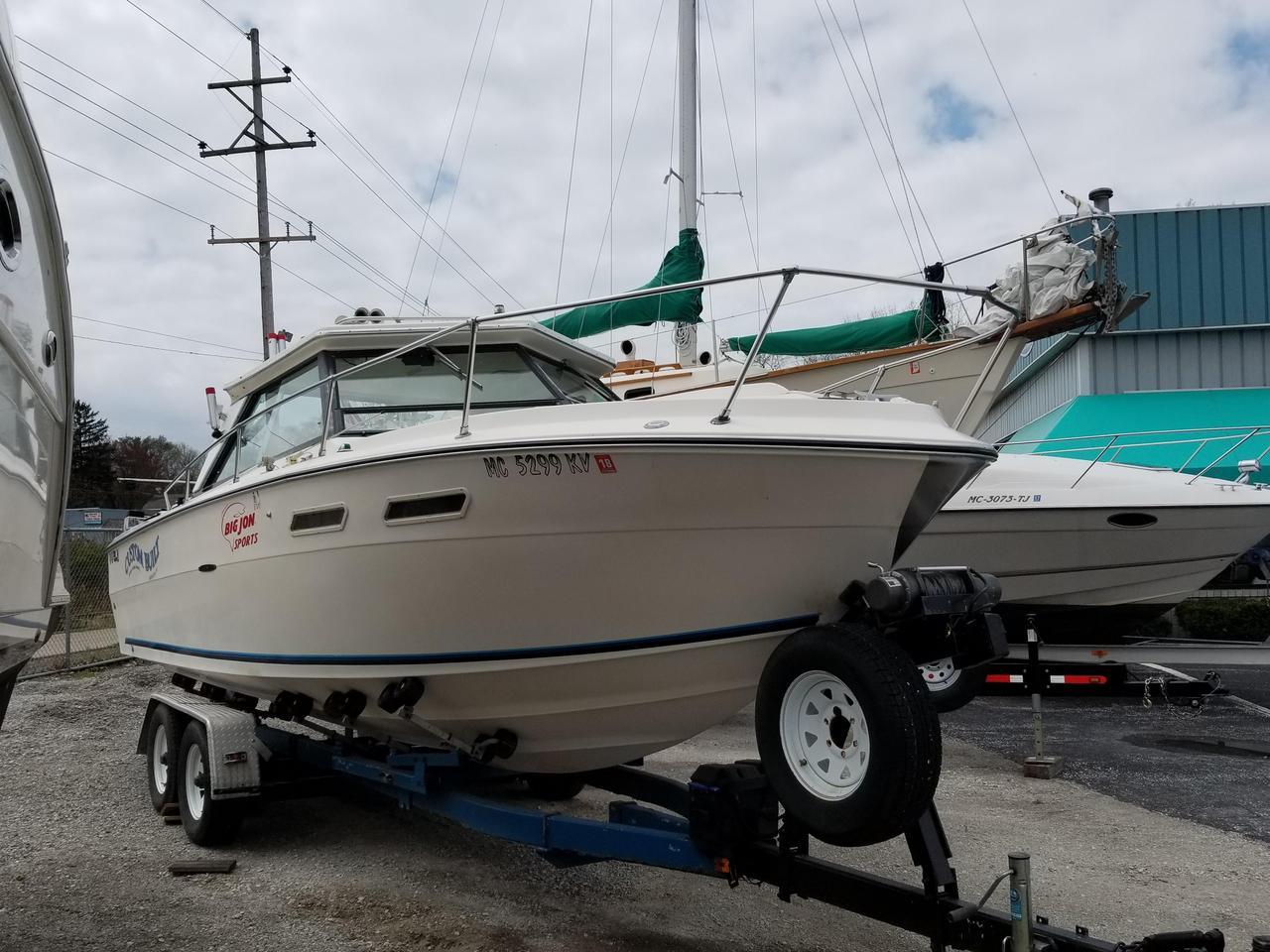 1978 Seaswirl Boat Wiring Diagram Used Sea Ray Custom Fishing Cuddy Cabin For Sale 1280x960