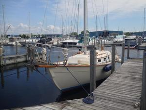 Used C.e. Ryder Southern Cross 28 Cruiser Sailboat For Sale