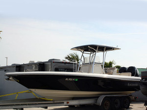 Used Blackwood 27 Saltwater Fishing Boat For Sale