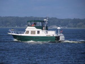 Used Ricker Performance Trawler Boat For Sale