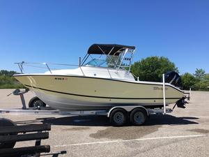 Used Triton 225 WA Freshwater Fishing Boat For Sale