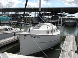 Used Seaward 25 Cruiser Sailboat For Sale