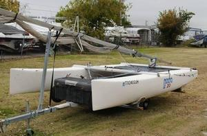 Used Nacra Inter 20 Catamaran Sailboat For Sale