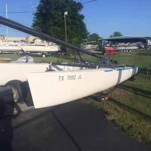 Used Hobie Cat 20 Daysailer Sailboat For Sale