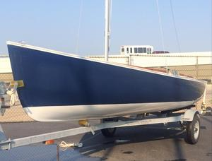 Used Cape Cod Rhodes 18 Daysailer Sailboat For Sale
