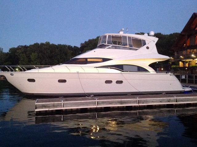 2006 Used Marquis Motor Yacht For Sale 629 000 North