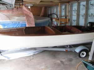 Used Lyman 13' Center Console Fishing Boat For Sale