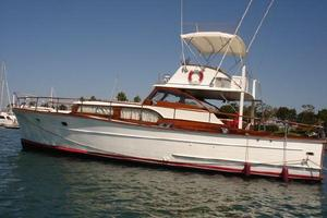 Used Wheeler 42 Cruiser Boat For Sale