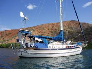 Used Baba 30 Cruiser Sailboat For Sale