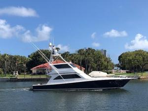 Used Viking Enclosed Convertible Fishing Boat For Sale