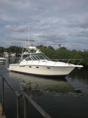 Used Tiara 35 Open Cruiser Boat For Sale