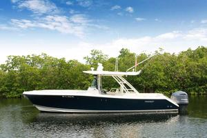 Used Pursuit ST 310 Sport Saltwater Fishing Boat For Sale