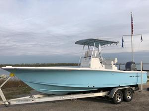 Used Sea Hunt 24 BX Center Console Fishing Boat For Sale