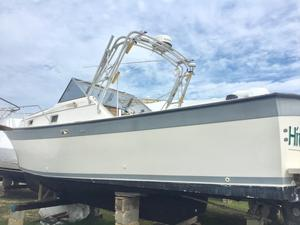 Used Luhrs Alura 30 Downeast Fishing Boat For Sale