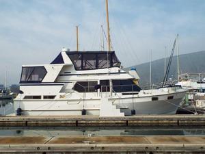 Used Chb Ponderosa 42 Motor Yacht For Sale