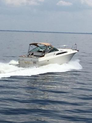 Used Sea Ray 340 DA Express Cruiser Boat For Sale