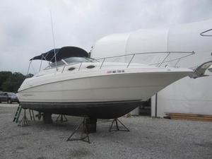 Used Monterey 262 Cruiser Boat For Sale