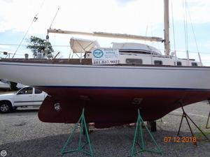 Used Tartan Blackwatch 37 Sloop Sailboat For Sale