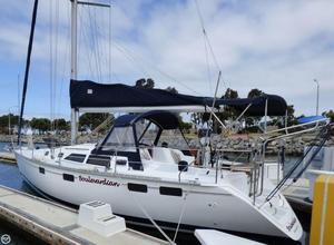 Used Hunter 37.5 Legend Sloop Sailboat For Sale