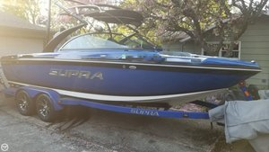 Used Supra Sunsport 21V Ski and Wakeboard Boat For Sale
