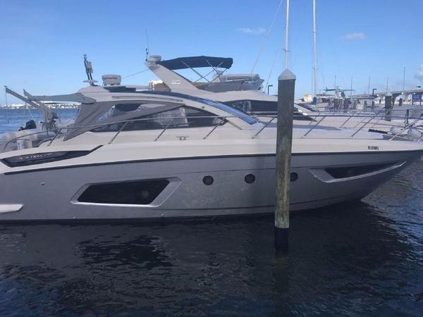 Used Azimut Atlantis 44 Express Cruiser Boat For Sale