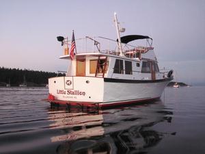 Used Chb Pilothouse Sedan Trawler Boat For Sale