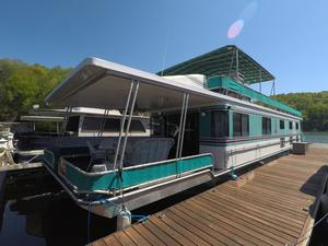 Used Lakeview 16 X 75 WB - 1/4th Ownership House Boat For Sale