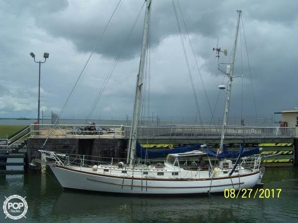 Used Sandpiper 44 Ketch Sailboat For Sale