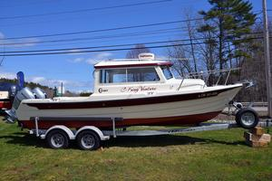 Used C-Dory Venture Pilothouse Boat For Sale